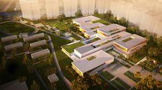 'Fields of Knowledge' by ShaGa Studio + Auerbach Halevy Architects + Ori Rittenberg (Rotem)