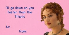 36 Inappropriately Awesome Valentines Day Cards From Tumblr [Gallery] : The Lion's Den University