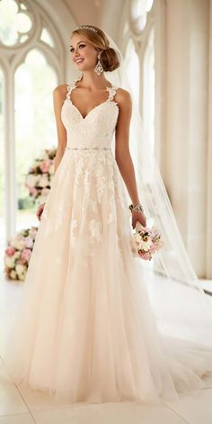 Trendy Stella York Wedding Dresses You Will Adore ❤ See more: http://www.weddingforward.com/stella-york-wedding-dresses/ #weddings
