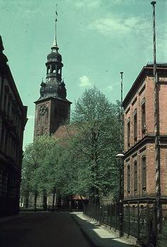 Koenigsberg Neurossgaertner Kirche in den 40ern