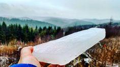Eis vom Gipfel des Bilstein#sauerland #landscape #landschaft #wolken #sky #clouds #brilon #hochsauerland #nature #germany #nrw #ice #wanderlust #ig_sauerland #bestgermanypics #ig_nrw #loves_united_germany #woods by emileumel