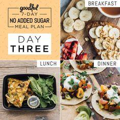 10 besten No Sugar 7 Day Meal Plan Bilder auf Pinterest ...