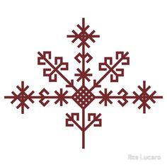 Austras koks Ancient Latvian Symbol