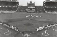 the polo grounds new york - Yahoo Image Search Results New York Mets Baseball, Baseball Park, Nationals Baseball, Ny Mets, Giants Baseball, Sports Baseball, New York Giants, Sports Pics, Football