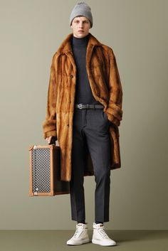 Bally - Fall 2015 Menswear