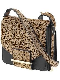 this print is too cute! Loeffler Randall Mini Convertible Crossbody | Piperlime