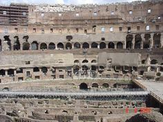 Different from what I expected, Roman Coliseum, Rome