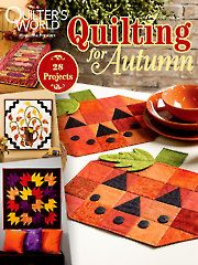 New Quilt Patterns - Quilting for Autumn