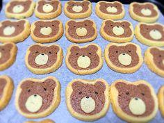 クマさんアイスボックスクッキー