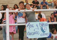 ¡Qué nunca falte la felicidad de los niños en en el #FútbolRevolucionado!