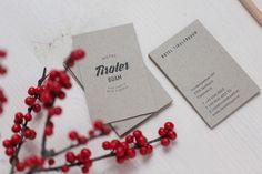 Hotel Tiroler Buam on Behance Adobe Illustrator, Creative, Place Cards, Photoshop, Place Card Holders, Branding, Graphic Design, Illustration, Adobe Indesign