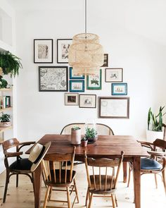 my scandinavian home: A Dingy Bungalow Gets A Fab Light-Filled Make-Over Dining Room Inspiration, Interior Design Inspiration, Home Decor Inspiration, My Living Room, Home And Living, Slow Living, Dining Room Design, Beige Dining Room, Dining Area