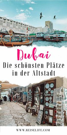 Größer könnte der Kontrast nicht sein. Alte Lehmhäuser, schmale Gassen und orientalisches Flair. Zwei Nächte habe ich direkt in der Altstadt von Dubai verbracht und diese Stadt von einer ganz anderen Seite kennengelernt. Welche Highlights dich dort erwarten, erfährst du jetzt! Dubai Tipps I Dubai Reise I Dubai Städtetrip I Arabische Emirate I Dubai Altstadt I Dubai Al Seef I Traumreise I Reiseziele 2021 I Dubai Urlaub I Dubai Urlaub #reiselife #dubai #altstadt In Dubai, Abu Dhabi, Times Square, German, Travel Destinations, Highlights, Tips, Travel, United Arab Emirates
