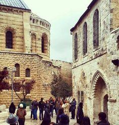 Tumba del rey David en el Monte Sión