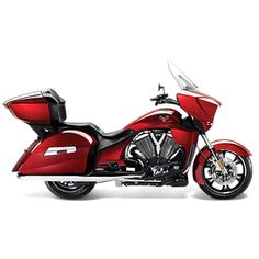 VICTORY CROSS COUNTRY TOUR MOTORCYCLE