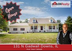 -->OPEN HOUSE<-- When: Saturday, January 13 from 1:00 PM to 3:00 PM  Where: 131 N Gadwall, Downs, IL  #bnrealty #kellerwilliamsbloomington #blono #downsil #kwbloomington #kw #downshouses #trivalleyschools