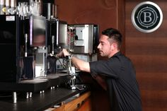 FRANKE COFFEESYSTEMS.  PERFECT SERVICE – A WHOLE LIFE LONG