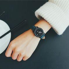 Relogio Feminino Dropshipping Gift Women Watches Watch Fashion Women Faux Leather Quartz Analog Delicate Watch Luxury july31