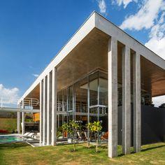 Casa Botucatu, Botucatu, Brasil - FGMF Arquitetos - © Rafaela Netto