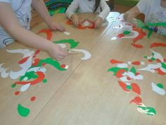 Art For Kids, Kids Rugs, Activities, Spring, Art For Toddlers, Art Kids, Kid Friendly Rugs