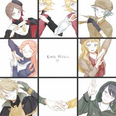 Love END ROLL~`^°