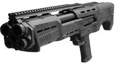 Standard Manufacturing DP-12 Doublepump Shotgun