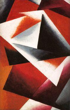 Alexander Rodchenko, constructivist composition