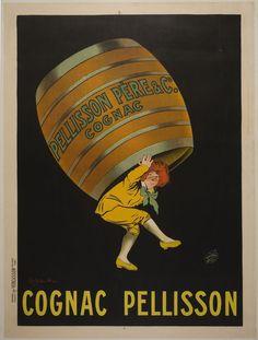 Cognac Pellisson Auteur : Cappiello, Leonetto, 1875-1942