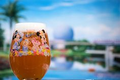 Drinking around the World at Epcot, Walt Disney World