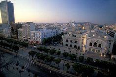 Tunis - http://yossiekleinman.us/tunis/
