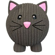 Hugglehounds Ruff Tex Black Cat Dog Toy Large ** You can get more details by clicking on the image. (This is an affiliate link) #Dogs