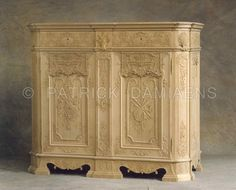 Enlarge - lengthen for bar front - or make a corner piece of the bar | Handcrafted PERIOD STYLE FURNITURE | HANDCARVED CUSTOM