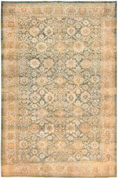 Sultanabad carpet  Central Persia  circa 1920  size approximately 11ft. 4in. x 16ft. 10in.