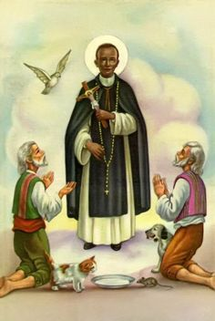 """Who Should Be Your Patron Saint  You got: Saint Martin of Porres Saint Martin of Porres, patron saint of social justice (and also of hairstylists)! Saint Martin was a Peruvian """"volunteer"""" who initially could not become a priest because he was multiracial. He repeatedly disobeyed his superiors by caring for sick and injured people, but instead of being punished they gave him mad props for being a good guy. He was later ordained in the Dominican order."""