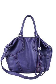 4737a1423f Aimee Kestenberg Micah Convertible Shopper by Aimee Kestenberg on   HauteLook Shades Of Purple