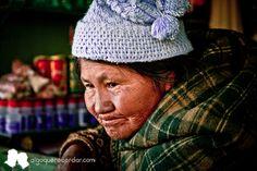 Vendedora de coca