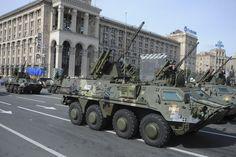 «Укроборонпром» наращивает производство бронетехники. Благодаря значительному повышению темпов производства продукции концерн «Укроборонпром» поставил в армию около 150 ед. военной техники.