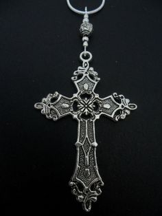 Jewellery with crosses by Evelina on Etsy