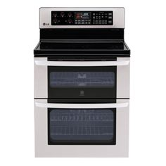 good housekeeping review of lg double oven range lde3017