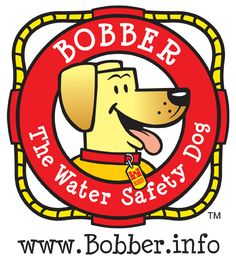 Check out Bobber the Water Safety Dog who teaches children about water safety #corplakes #watersafety