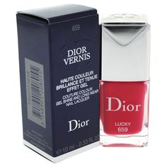 Dior Vernis Couture Colour Gel Shine and Long Wear Nail Lacquer 659 Lucky
