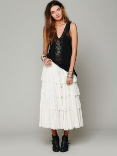 Free People Focus On Center Tank at Free People Clothing Boutique