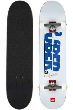 Skateboard Komplettboard Longboard ENUFF GRAFFITI II Skateboard 2020 orange