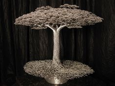 Stunning Bonsai Wire Trees by KaiTrees