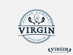 Small NH Virgin Oyster Farmer Needs Logo Ideas Throw Your Hat In Now! by Lorenc Design