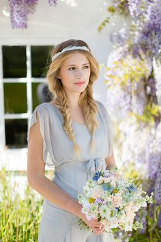 20 Ways To Wear Headband On Your Wedding Day Hair