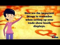 Setting Up Your Trade Show Booth - YouTube