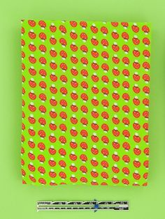 MUSHROOM organic cotton single jersey in green, 1 m (1,10 yards)