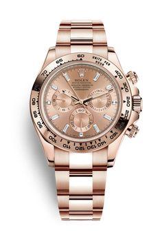 Montre Rolex Cosmograph Daytona   Or Everose 18 ct – 116505 Marque Montre,  Montres De 960e2807d78