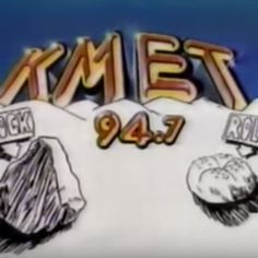 A request from @ocjeff86 #SoCalTv #southerncaliforniatv #southerncalifornia #tv #commercials #vintage #classic #retro #kmet #mightmet #94.7 #radio #losangeles #classicrock #drdemento